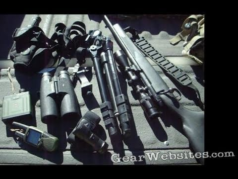 Hunting Optics & Gear Overview
