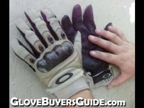 Oakley Factory SI Glove
