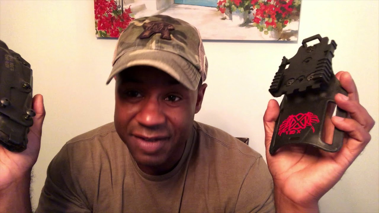 Why I chose Safariland QLS to run my multitude of holsters