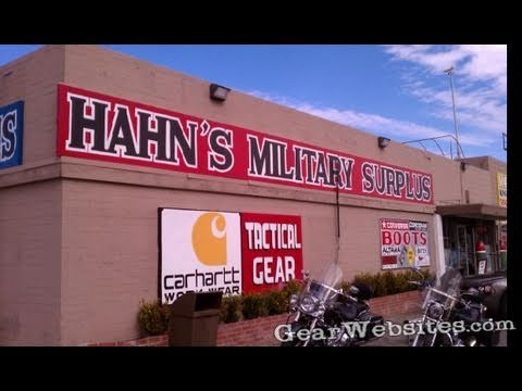 Hahns World of Military Surplus