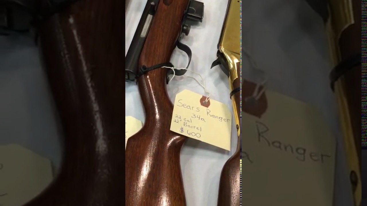 Gun Show Buyers Remorse