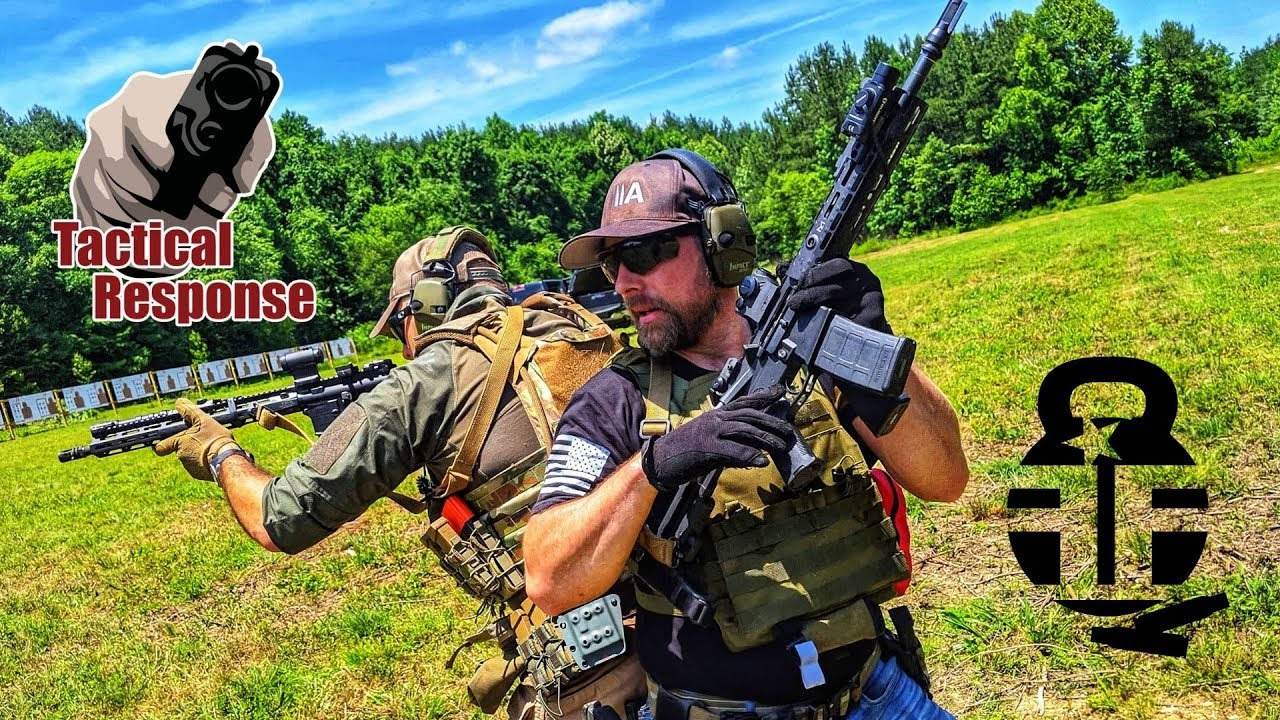 Fighting Rifle at Tactical Response