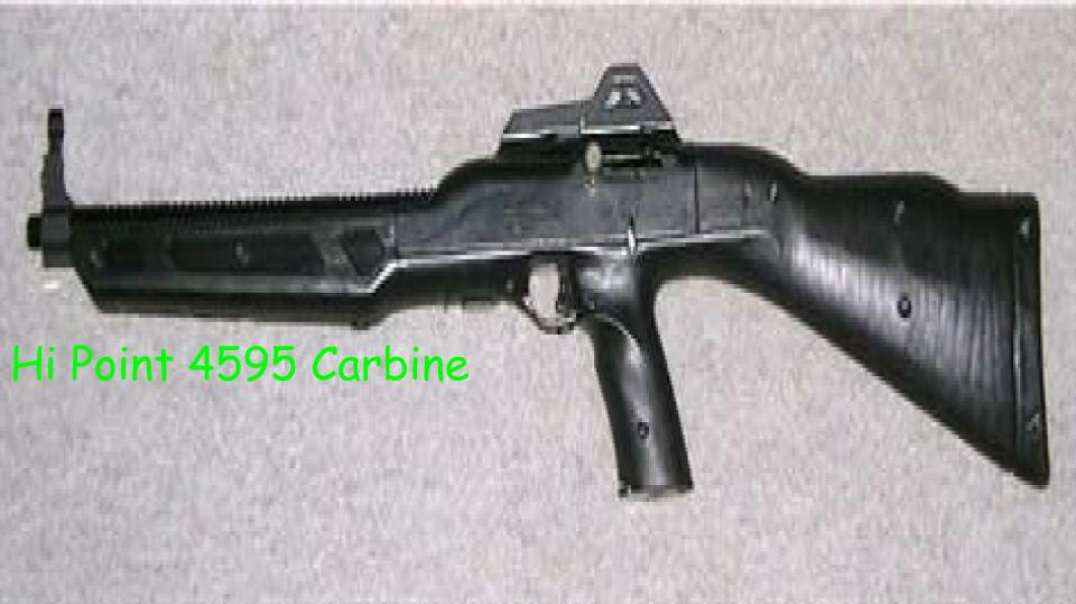 Hipoint 45 Carbine