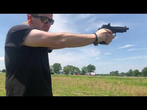 Sig Sauer P226 RX Elite SAO Shooting Table And Range Review