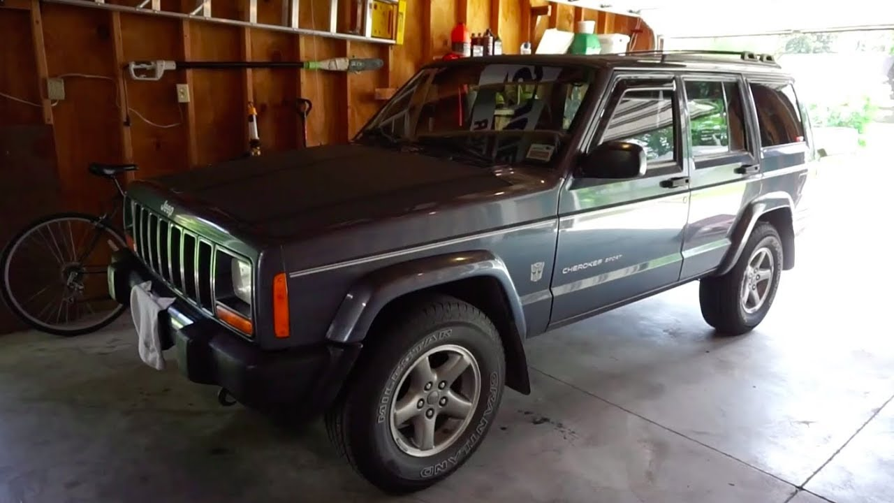 Jeep Cherokee XJ ownership after 10+ years and 100K miles