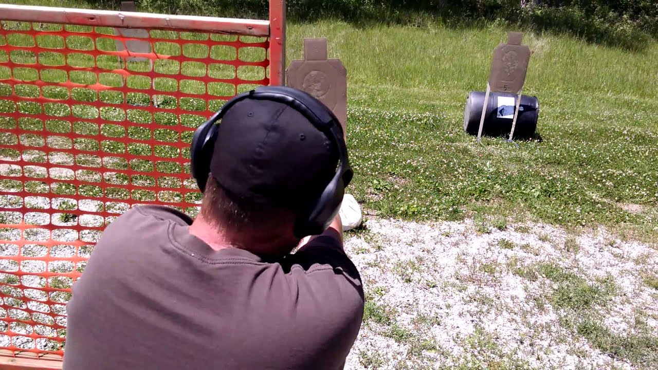 Appanoose County IDPA 3-Gun 2015-05-31 Stage 2