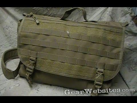 Spec-Ops Messenger Bag