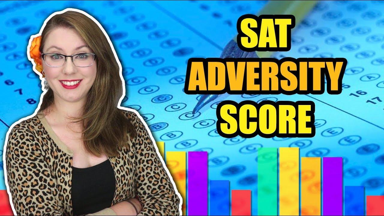New SAT Adversity Score: Problem or Solution?