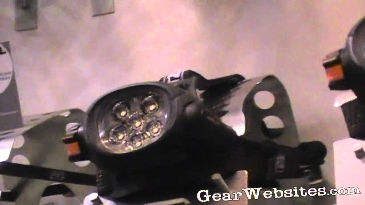 Petzl Ultra Headlamps