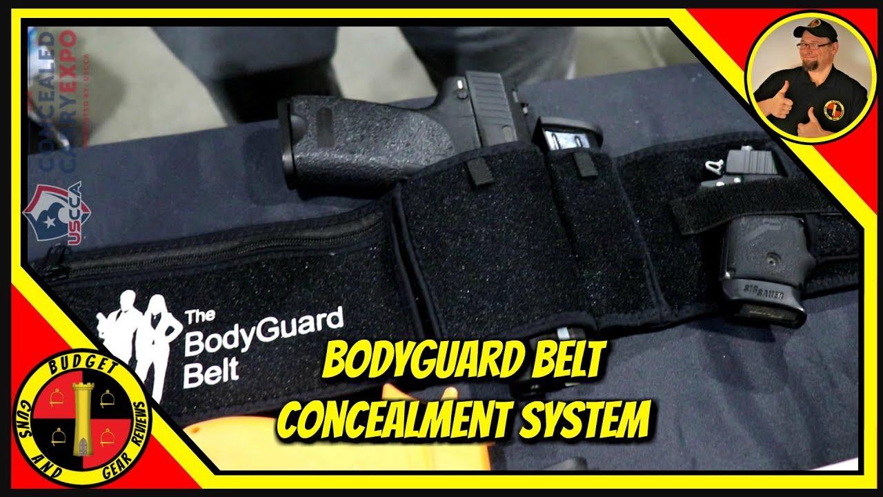 Bodyguard Belt Holster- A Quick Look!
