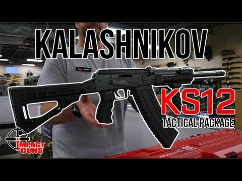 Kalashnikov KS12 Tactical Package