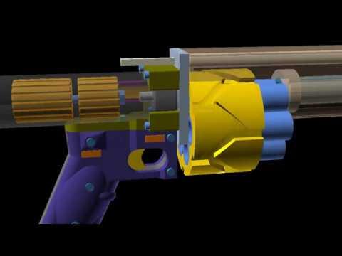 #Liberator12k | 30 - Return of the ZigZag Revolver