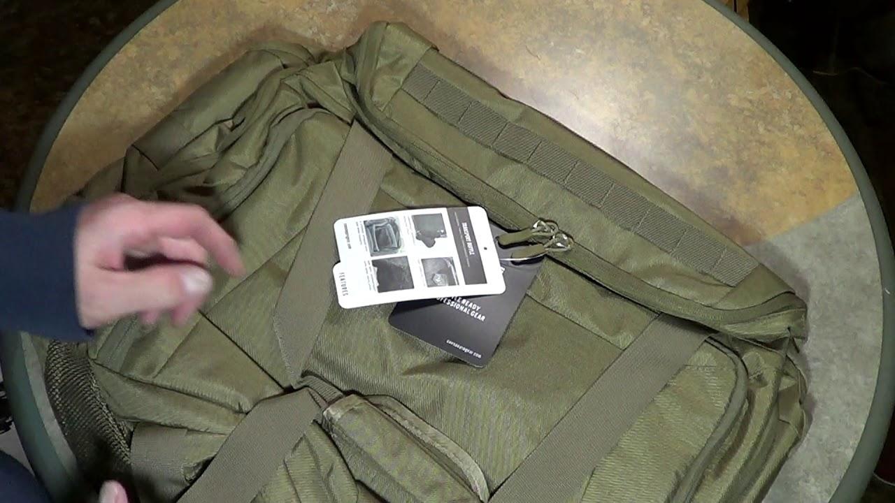 Cannae Transport Duffle Bag Unboxing