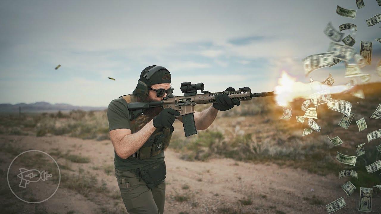 $4100 of LWRC Rifles... Worth It? ¯\_(ツ)_/¯