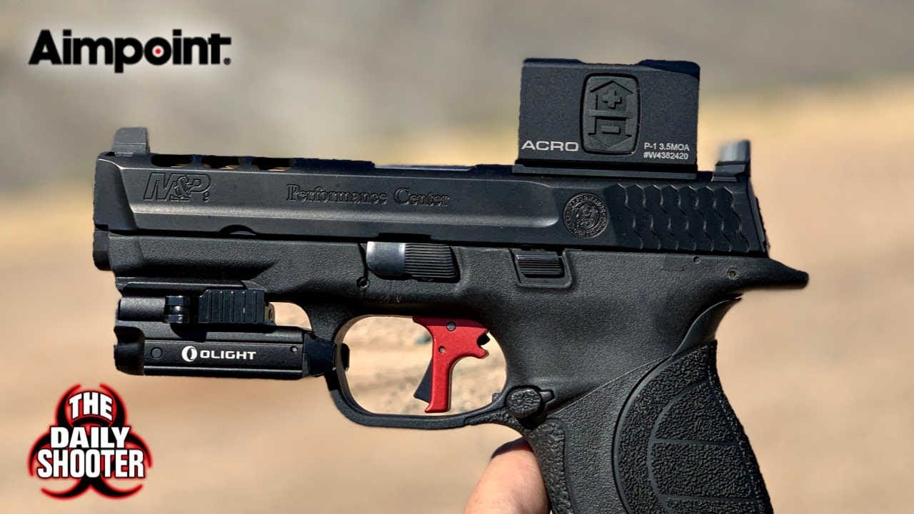 AimPoint ACRO P-1 Full Review