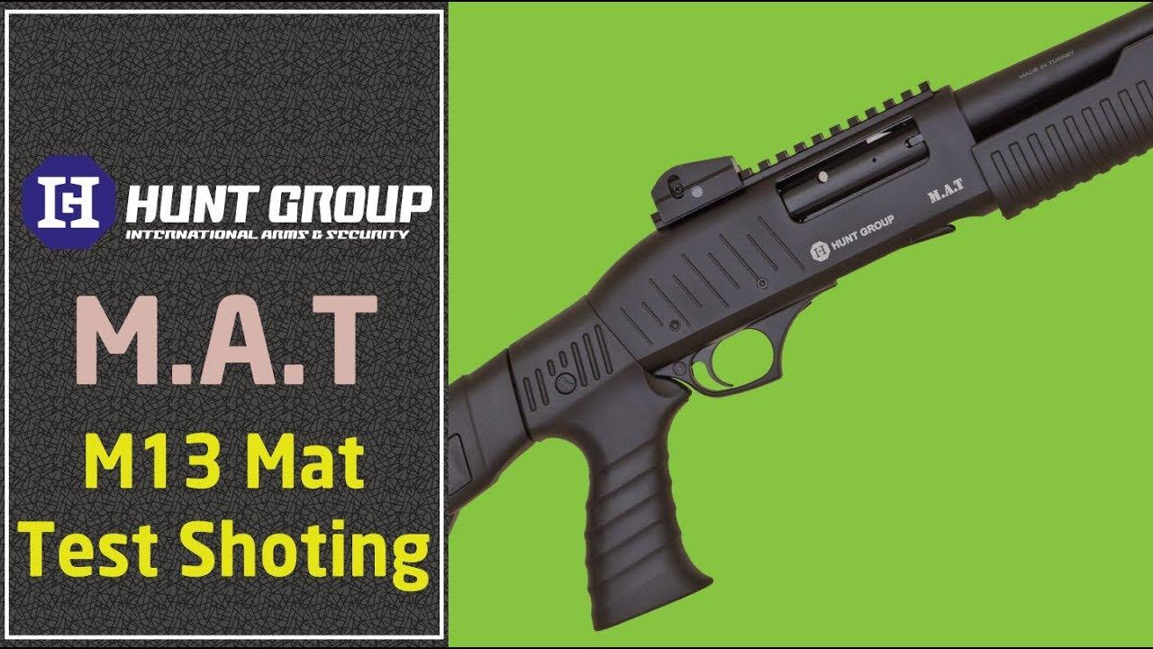 M13 MAT Test SHOTING