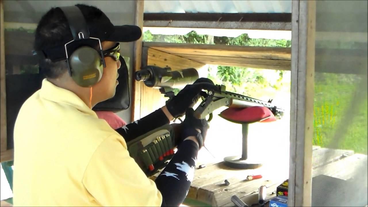 12GUAGE TO  410 SHOTGUN ADAPTER SHOOTING