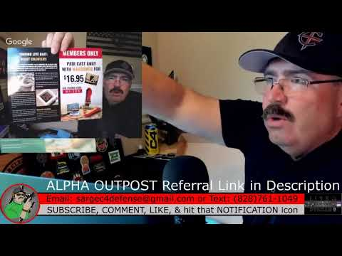 ALPHA OUTPOST Castaway May 2019