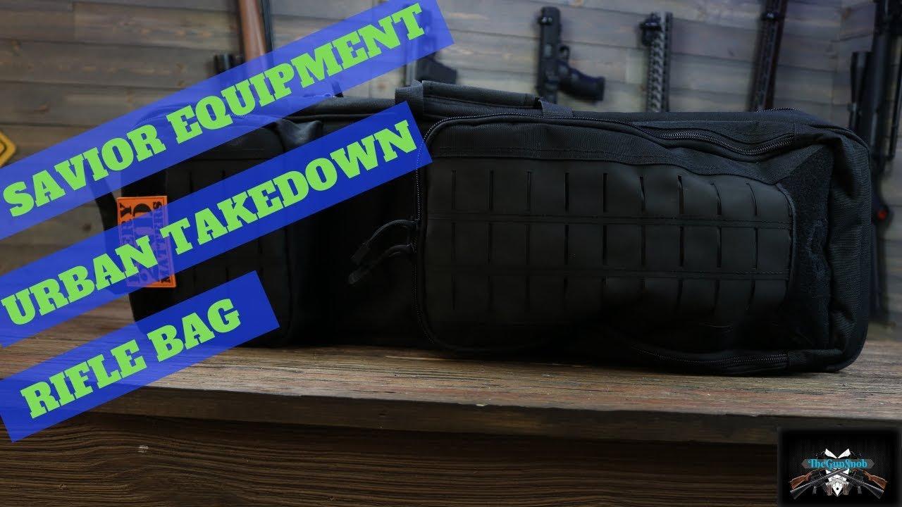 Savior Equipment Take Down Rifle Bag