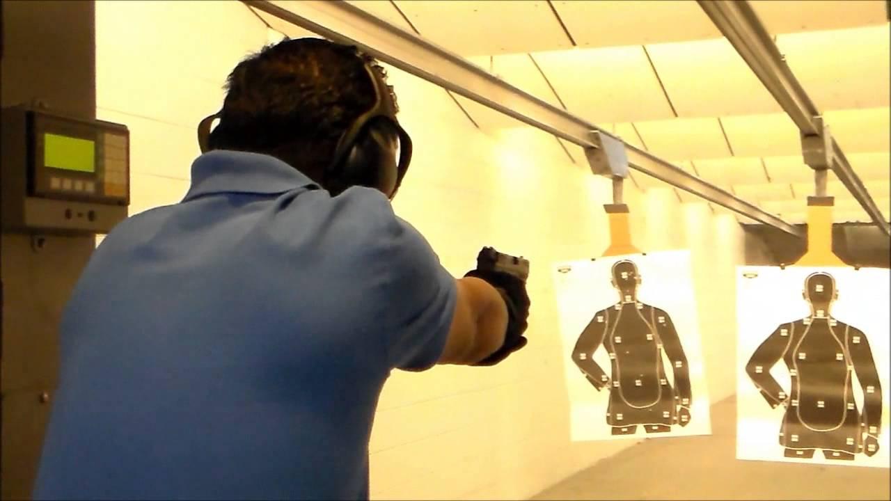 H&K VP9 SHOOTING