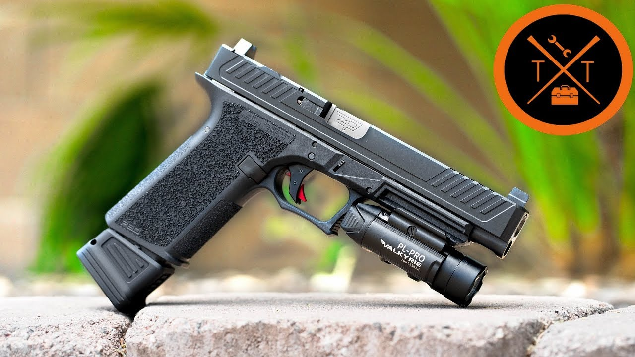 Build This Glock 34 for STOOPID CHEAP...(w/Build List)