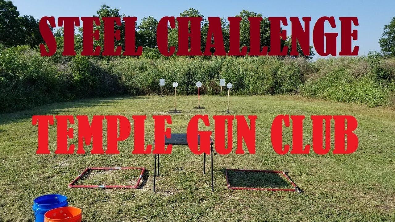 Ruger GP100 Steel Challenge @ TGC June 2019   2