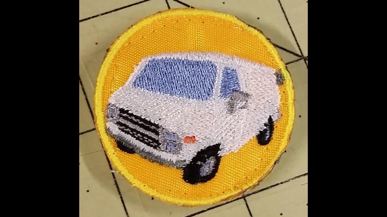 Patch: Van