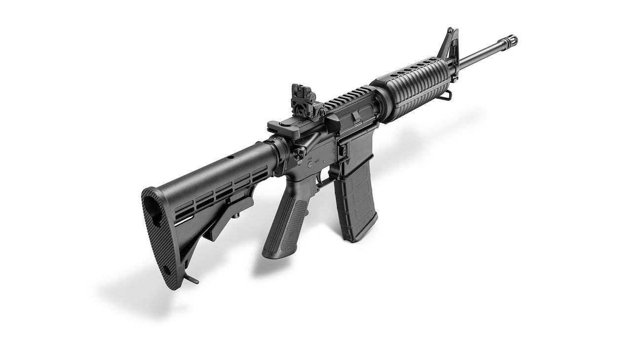 Introduction to the DPMS LCAR 5.56 Carbine #614