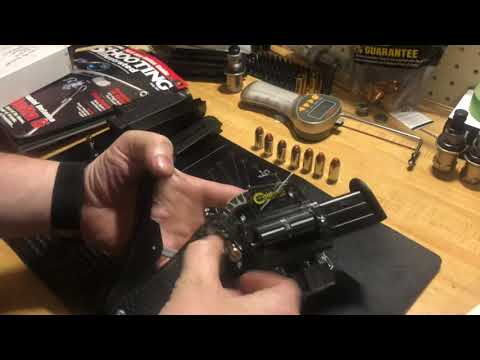 Caldwell Mag Charger/Loader Part 2 Single and Double Stack Magazines From 9mm to 10mm