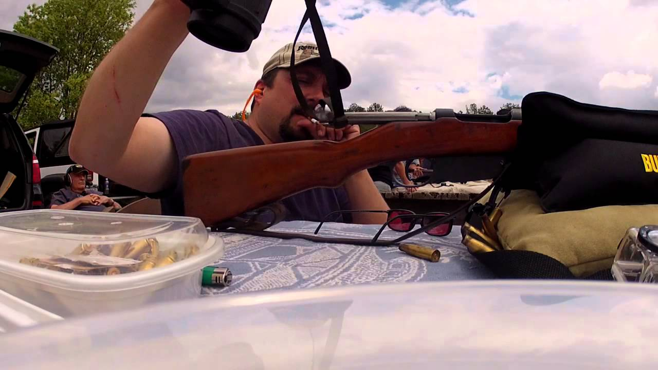 Shooting The M95 & M95 Carbine