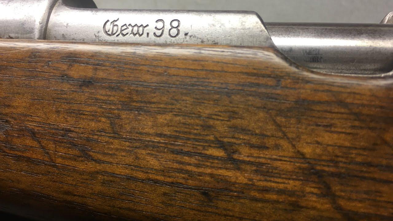 Mauser Gewehr 98