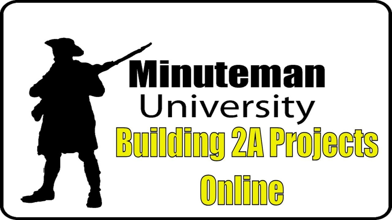 Building 2A Projects Online - Minuteman University