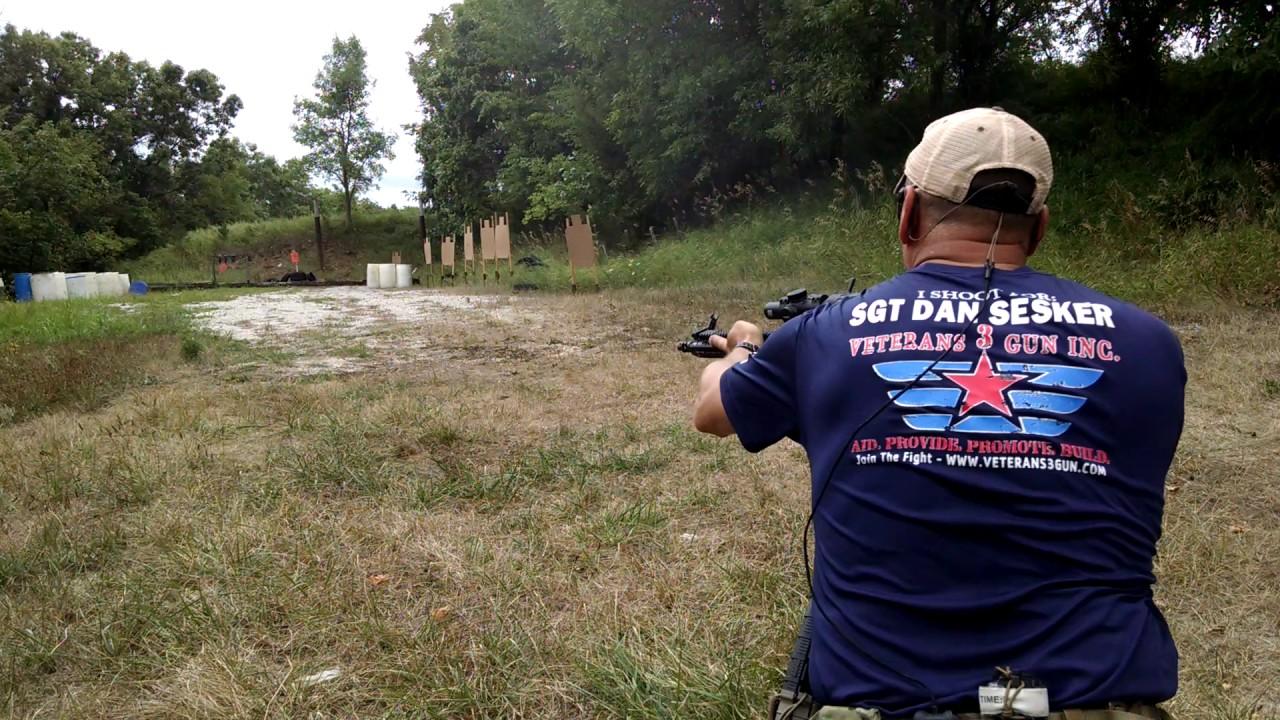 Osceola OOPS 2-Gun/3-Gun 2017-08-06 Stage 5 Paul D