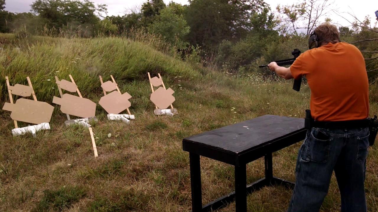 Osceola OOPS 2-Gun/3-Gun 2017-08-06 Stage 1 Ben S