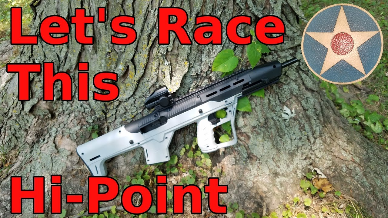 Hi-Point Haters.. Can You Eat Crow? Goddard Regulators Zombie Outbreak 20