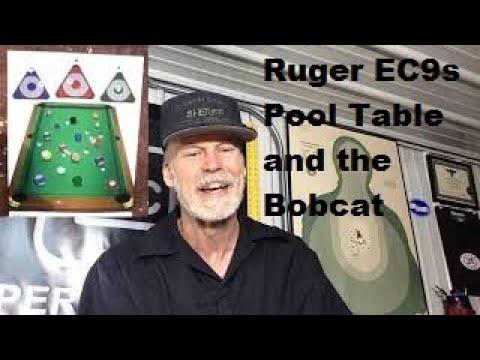 Ruger EC9s On the Range