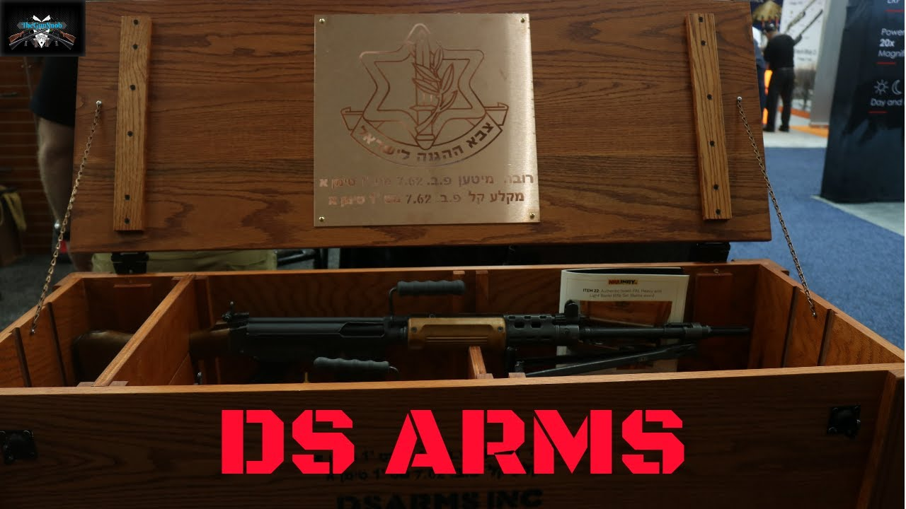 DS ARMS Hebrew Hammer FAL