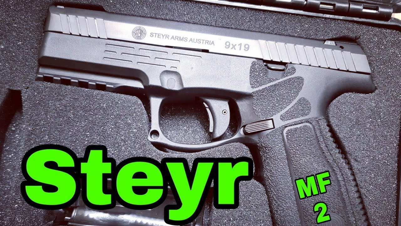 Steyr MF A2: Simply Awesome!