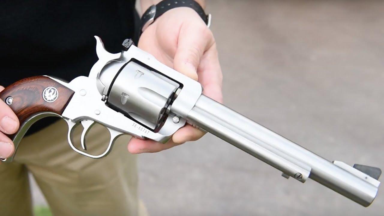 Lipsey's Exclusive: Ruger Blackhawk 10mm