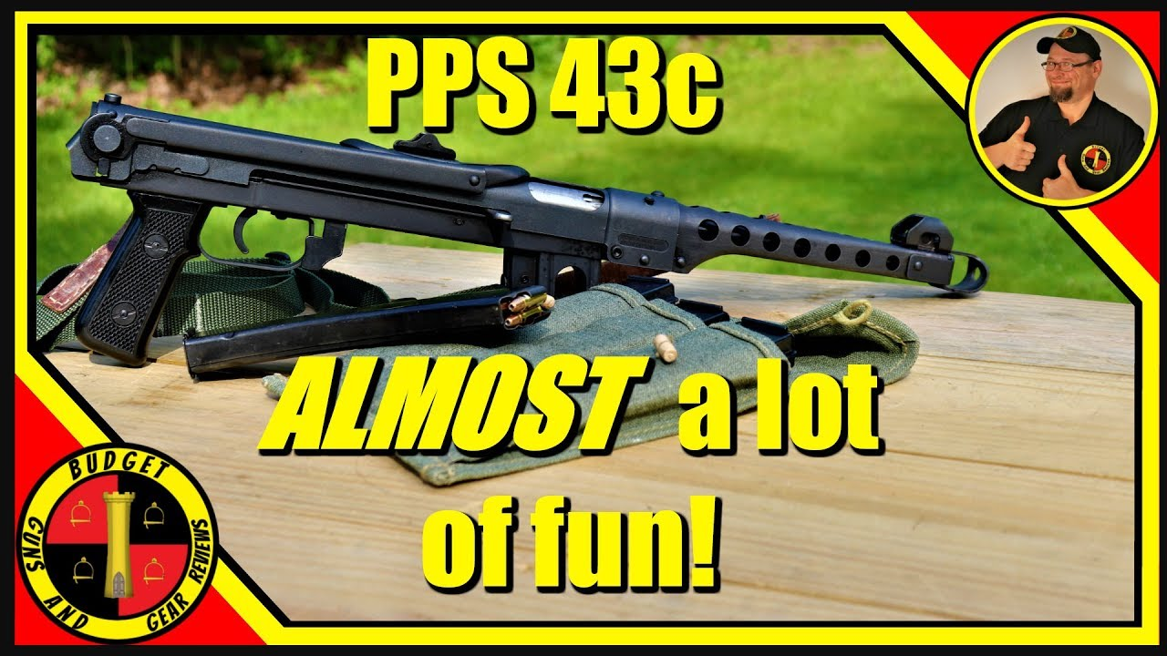 Polish PPS 43c Review- ALMOST a Ton of Fun!