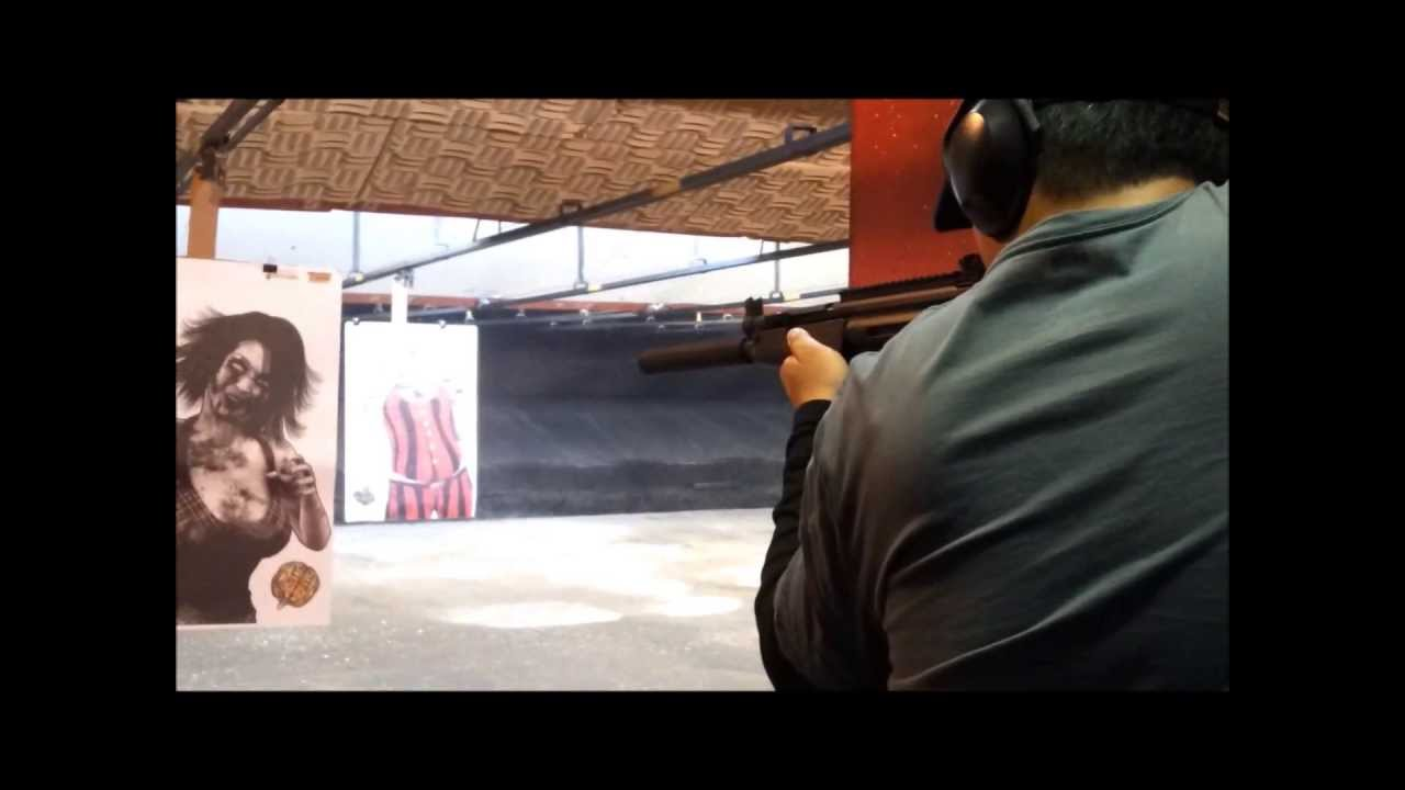 American Tactical GSG 5 - A Kids Review