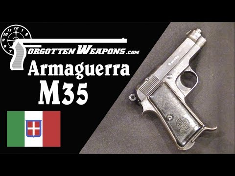 Armaguerra Last-Ditch M35 Pistol