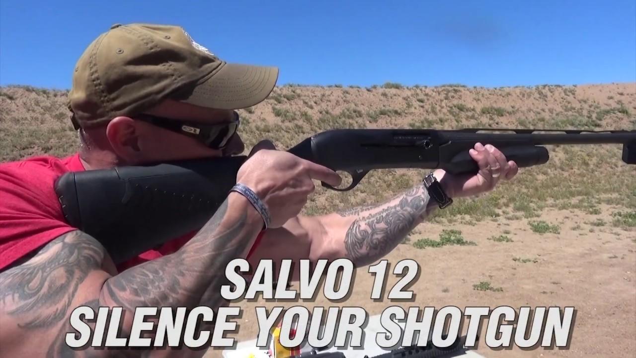Silence Your Shotgun