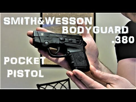 Smith&Wesson Bodyguard .380 Pocket Pistol