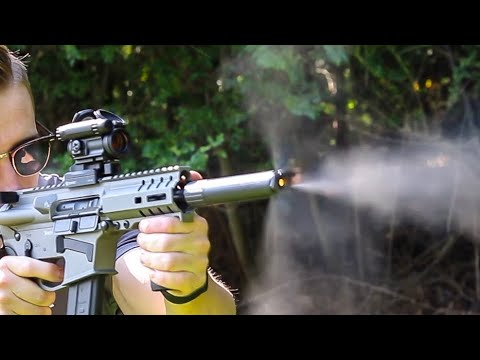 OSS Suppressors RAD-22: 1000 Round Review