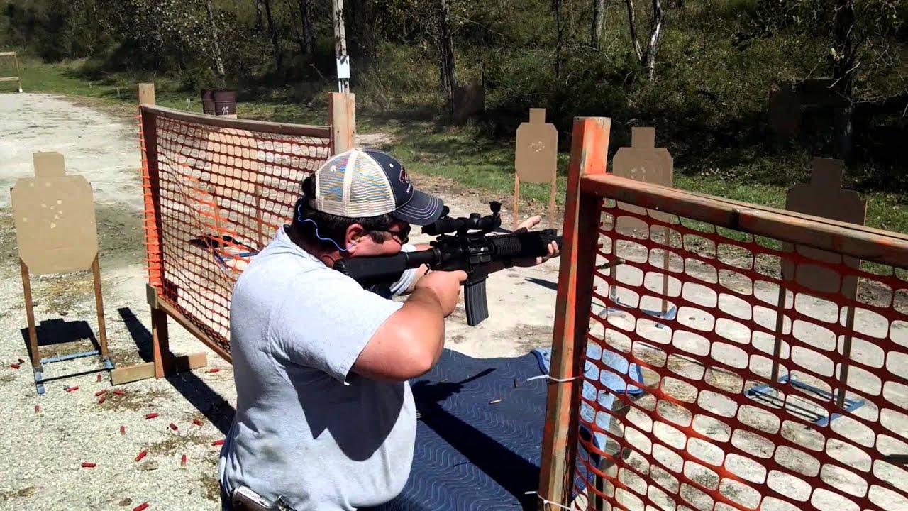 Appanoose County IDPA 3-Gun 2015-09-20 Stage 3 Joel F