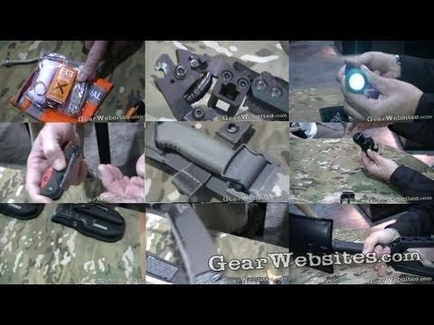 Gerber Knives & Tools SHOT Show 2011