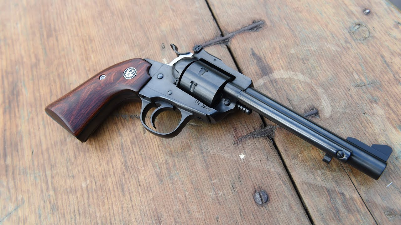 Lipsey's Exclusive: Ruger Single Seven Bisley Blue
