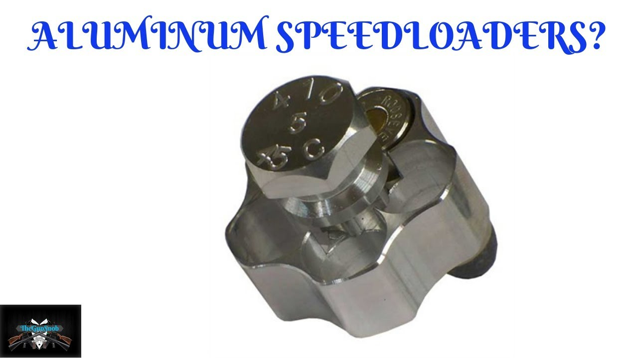 5 Star Firearms aluminum speed loader