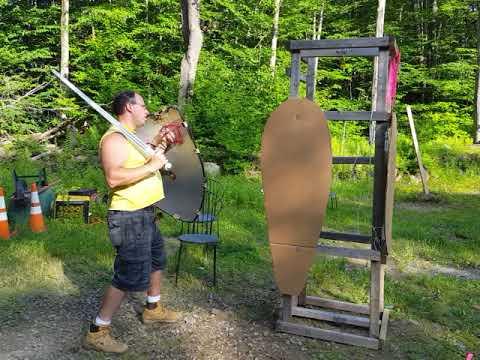 Fighting Kite - Round - Heater Shields